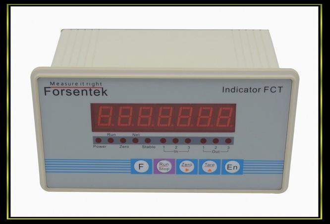 weighing controller for packing machine