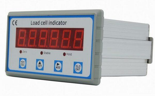 Load Cell Indicators : Load indicator cell display