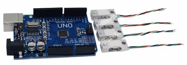 weight sensor arduino