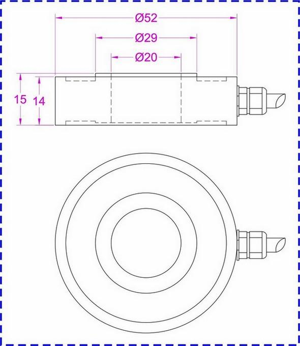 500kg_through_hole_load_cell_1000kg