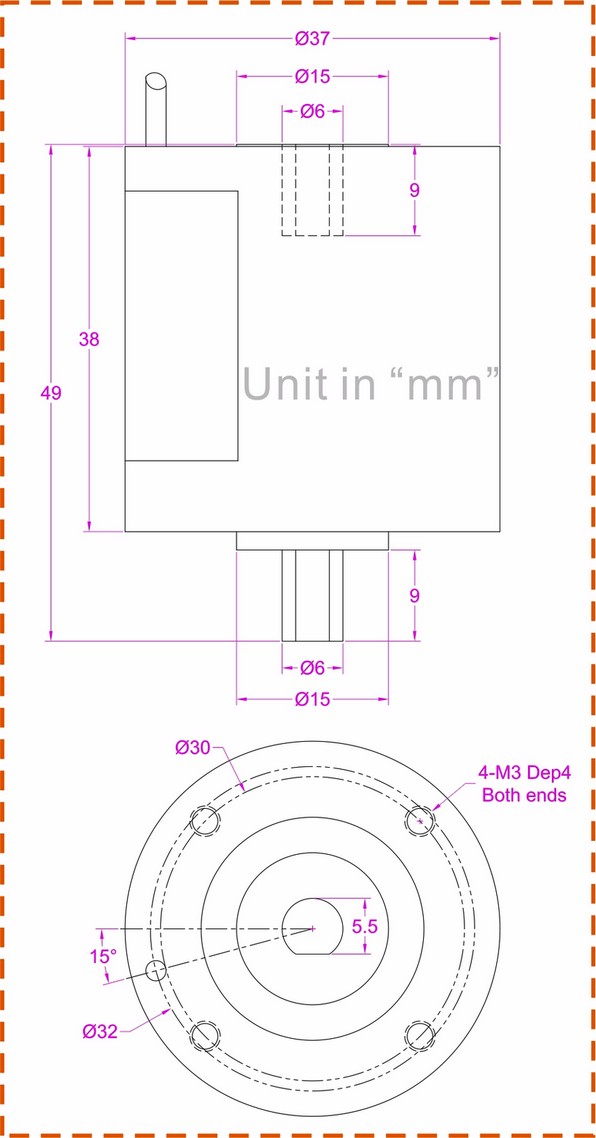 2NM_miniature_torque_sensor_1NM