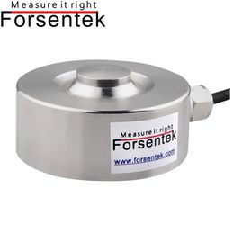 China 5000kg Compression load cell 5t compression force sensor 50KN supplier