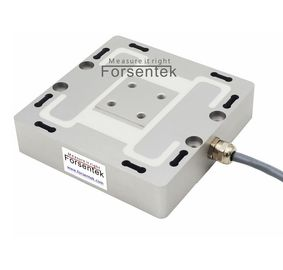 China 3 axis load cell 200kN multi axis force sensor 20 tons triaxial load cell supplier