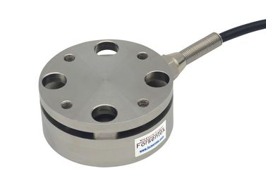 China Flange type force sensor Tension compression load cell flange mounted supplier