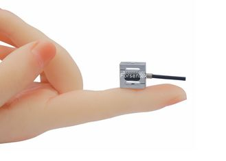 China Smallest tension load cell 10kg micro force sensor 100N measure tensile force supplier