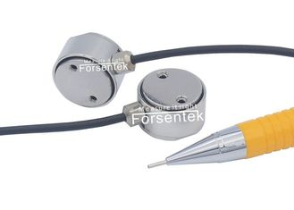 China Micro load cell 50N 100N 200N compression force measurement sensor supplier