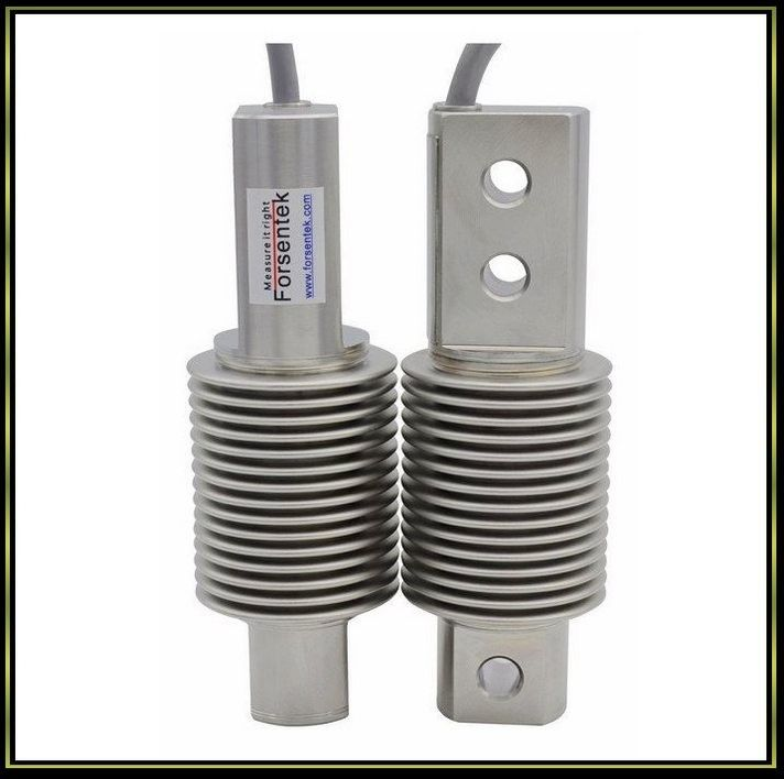 Stainless Steel Submersible Load Cell Ip68 Waterproof