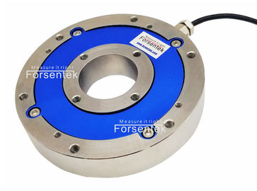 China Robot joint torque sensor Low profile robot torque sensor Customizable distributor