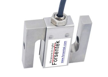 China IP67 s type load cell 10klb tension/compression S-beam force transducer 20klb factory